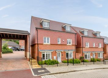 Thumbnail 4 bed detached house for sale in Spoonbill Rise, Bracknell, Bracknell Forest