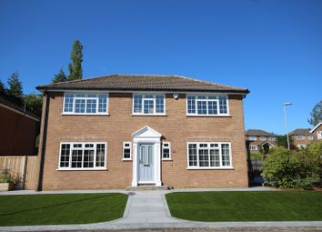Thumbnail 4 bedroom detached house for sale in Oulder Hill Drive, Bamford, Rochdale