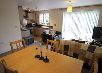 Thumbnail 2 bed flat to rent in Two Doubleoverstone Court, Cardiff Bay, Cardiff