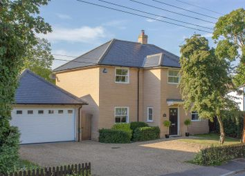 Thumbnail 4 bed detached house for sale in New Road, Elmswell, Bury St. Edmunds