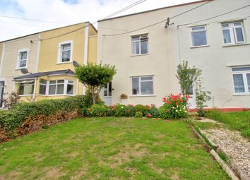 Thumbnail 2 bed terraced house for sale in Mount Pleasant, Pill, Bristol