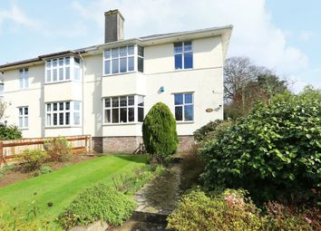 Thumbnail 5 bedroom semi-detached house for sale in Mannamead Road, Hartley, Plymouth