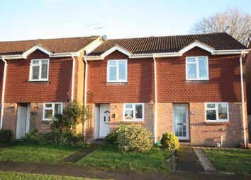Thumbnail 2 bed terraced house to rent in Rosewood Road, Lindford, Bordon