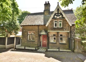 Thumbnail 2 bed detached house for sale in Asket Lodge, North Close, Leeds