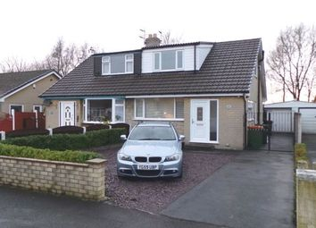 Thumbnail 3 bed semi-detached house for sale in Morris Crescent, Ribbleton, Preston