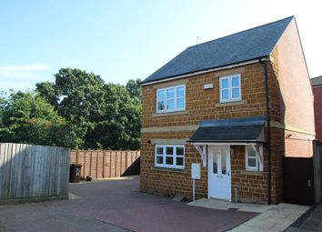 Thumbnail 3 bed detached house for sale in Blisworth Close, Northampton
