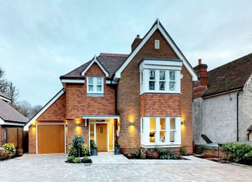Thumbnail 4 bed detached house for sale in Reigate Hill, Reigate