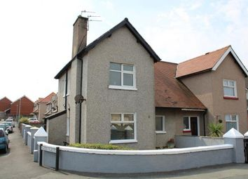 Thumbnail 3 bed semi-detached house for sale in Maesdu Road, Llandudno, Conwy, North Wales
