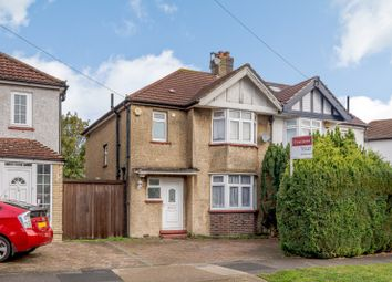 Thumbnail 3 bed semi-detached house to rent in Kingsmead Avenue, Surbiton