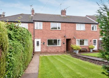 Thumbnail 3 bed terraced house for sale in West View Court, Yeadon, Leeds