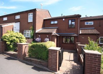 Thumbnail 3 bed town house for sale in Fawfield Drive, Tunstall, Stoke-On-Trent