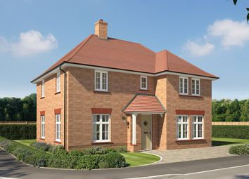 """Thumbnail 4 bed detached house for sale in """"Shaftesbury"""" at Marrelsmoor Avenue, Waterlooville"""