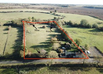 Thumbnail 5 bed farmhouse for sale in Bridge Street, Kings Cliffe, Peterborough