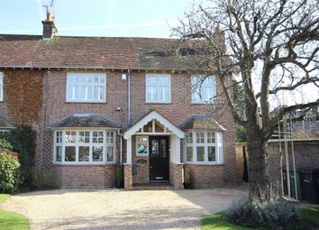 Thumbnail 4 bed semi-detached house for sale in Hatching Green, Harpenden, Hertfordshire