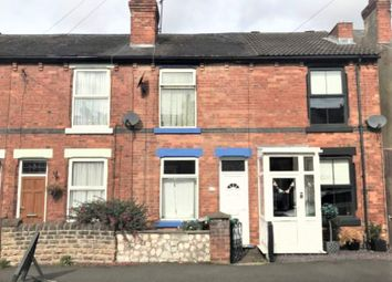 Thumbnail 2 bed terraced house for sale in Ealing Avenue, Nottingham
