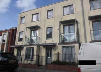 Thumbnail 4 bed town house to rent in Phelps Road, Devonport, Plymouth, Devon