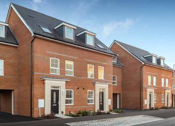 """Thumbnail 4 bedroom end terrace house for sale in """"Hexham"""" at Frenchs Avenue, Dunstable"""