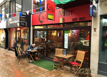 Thumbnail Restaurant/cafe for sale in Picton Arcade, Swansea