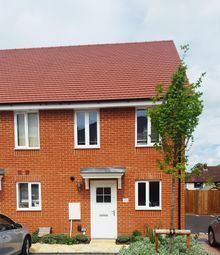 Thumbnail 2 bedroom end terrace house to rent in Bailey Close, Picket Piece, Andover