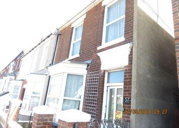 Thumbnail 2 bed terraced house to rent in Durban Road, Margate