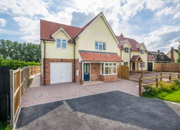 Thumbnail 4 bedroom detached house for sale in Preston St Mary, Sudbury, Suffolk