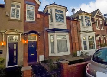 Thumbnail 1 bed flat to rent in Percy Terrace, Sunderland