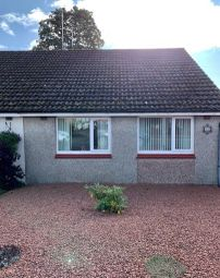 Thumbnail 2 bed bungalow to rent in Gillbrae Crescent, Dumfries