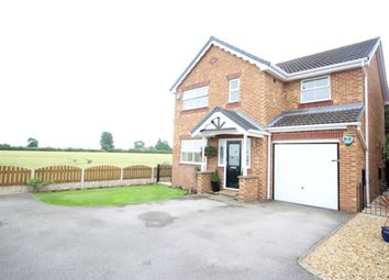 Thumbnail 4 bed detached house for sale in Shire Close, Carlton-In-Lindrick, Worksop