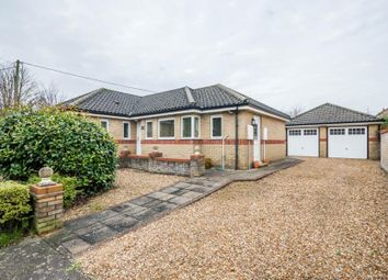 Thumbnail 4 bed bungalow for sale in Willingham, Cambridge