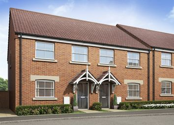"Thumbnail 3 bed semi-detached house for sale in ""The Cottesmore"" at Lavender Way, Newark"