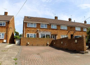 Thumbnail 4 bed end terrace house for sale in Main Road, Longfield