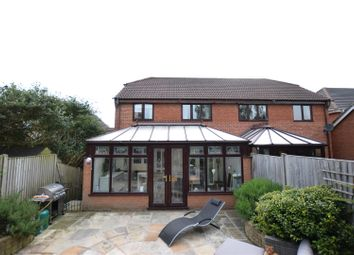 Thumbnail 4 bed semi-detached house for sale in Horsford, Norwich