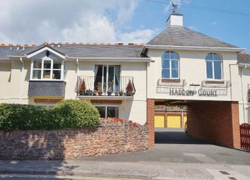 Thumbnail 3 bed flat for sale in Cecil Road, Paignton