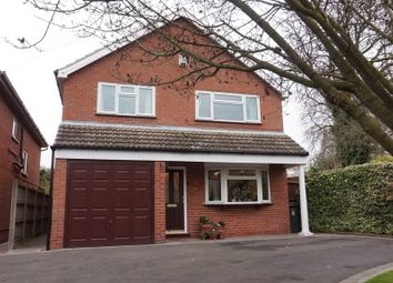 Thumbnail 4 bed detached house for sale in Coleshill Street, Fazeley, Tamworth