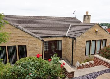 Thumbnail 5 bed detached bungalow for sale in Hopton Lane, Mirfield
