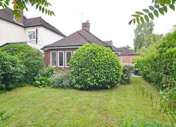 Thumbnail 2 bed detached bungalow for sale in Hampton Road, Teddington