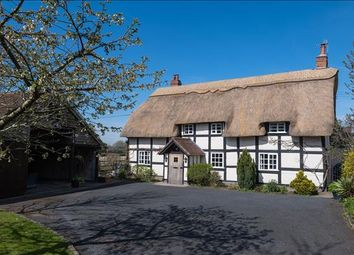 Thumbnail 3 bed detached house for sale in Woodmancote, Worcester, Worcestershire