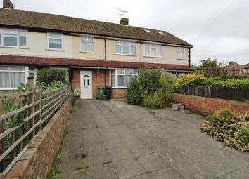 Thumbnail 3 bed terraced house for sale in Old Manor Way, Drayton, Portsmouth