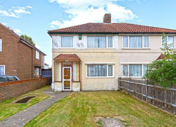 3 bed semi-detached house for sale in Overbury Crescent, New Addington, Croydon CR0