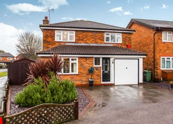 Thumbnail 4 bed detached house for sale in Carisbrooke Road, Mountsorrel, Loughborough