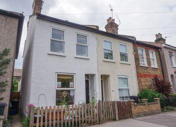 Thumbnail 2 bed terraced house for sale in Warren Road, Croydon