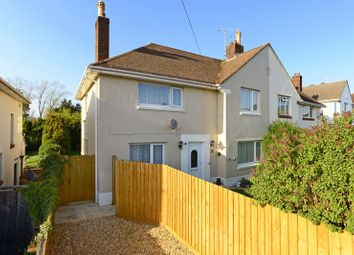 Thumbnail 4 bed semi-detached house for sale in Kenyon Road, Oakdale, Poole