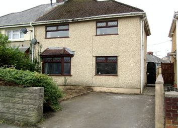 Thumbnail 4 bed semi-detached house for sale in Dan Yr Allt, Llanelli, Carmarthenshire.