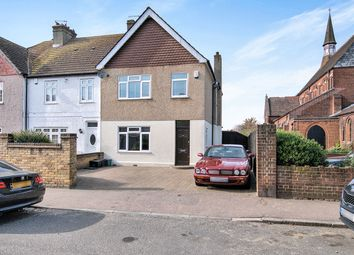 Thumbnail 3 bed property for sale in Mill Road, Erith