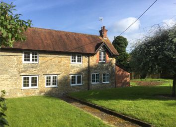 Thumbnail 3 bed semi-detached house to rent in Knapp Cottages, East Stour, Gillingham
