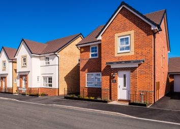 "Thumbnail 4 bed detached house for sale in ""Kingsley"" at Akron Drive, Wolverhampton"
