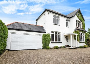 Thumbnail 4 bed detached house for sale in Theobalds Park Road, Enfield