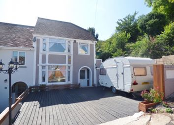 Thumbnail 4 bed end terrace house for sale in Haslam Road, Torquay