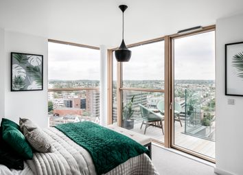 Thumbnail 3 bed flat for sale in St Mark's Square, Bromley