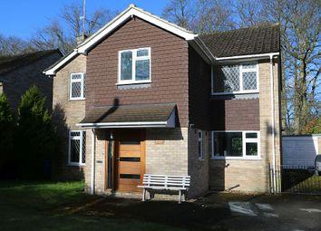 Thumbnail 4 bed detached house for sale in Farnborough Road, Farnborough, Hampshire